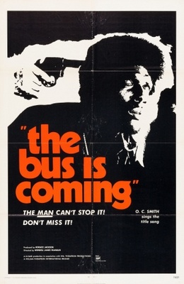 The Bus Is Coming movie poster (1971) poster MOV_859cf192
