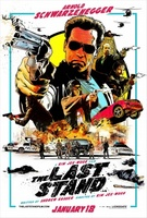 The Last Stand movie poster (2013) picture MOV_85a2d7ad