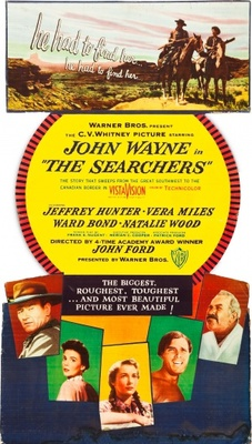 The Searchers movie poster (1956) poster MOV_85a43121