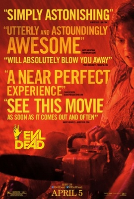 The Evil Dead movie poster (2013) poster MOV_85a5c1c1