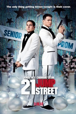 21 Jump Street movie poster (2012) poster MOV_85ac2bdc