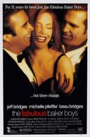 The Fabulous Baker Boys movie poster (1989) picture MOV_85b0a176