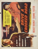 Drive a Crooked Road movie poster (1954) picture MOV_85baf286
