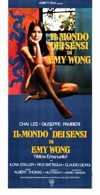 Il mondo dei sensi di Emy Wong movie poster (1977) poster MOV_85bbd2ff