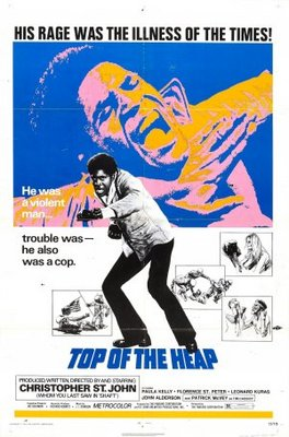Top of the Heap movie poster (1972) poster MOV_85bfbcbc