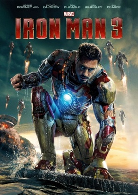 Iron Man 3 movie poster (2013) poster MOV_85c79bcb