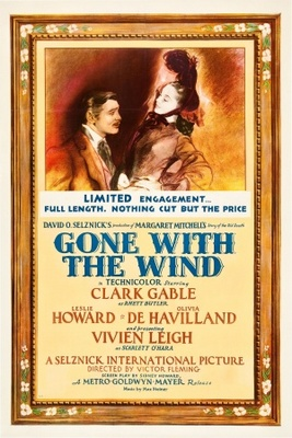 Gone with the Wind movie poster (1939) poster MOV_85c98451