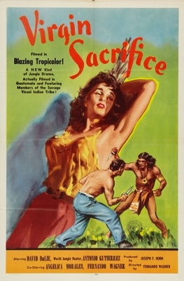 Virgin Sacrifice movie poster (1959) poster MOV_85d0fd87