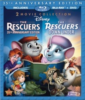 The Rescuers movie poster (1977) picture MOV_85d8d454