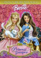 Barbie as the Princess and the Pauper movie poster (2004) picture MOV_85dab4a0