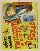 Twilight in the Sierras movie poster (1950) picture MOV_85dc969c