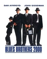 Blues Brothers 2000 movie poster (1998) picture MOV_85e60357