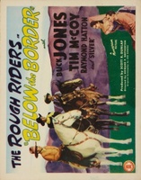 Below the Border movie poster (1942) picture MOV_85f3b82b