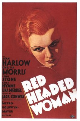 Red-Headed Woman movie poster (1932) poster MOV_85f50ff2