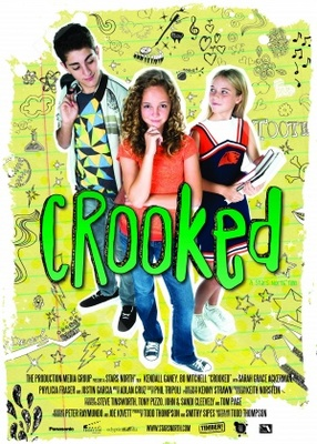 Crooked movie poster (2010) poster MOV_85f51278