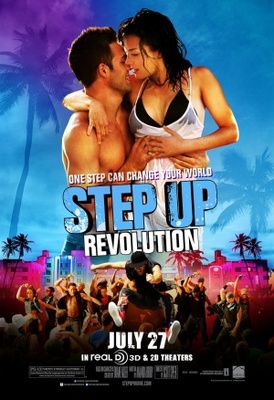 Step Up Revolution movie poster (2012) poster MOV_85f7616f