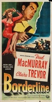 Borderline movie poster (1950) picture MOV_85f83c74