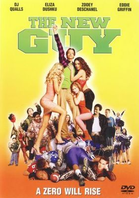 The New Guy movie poster (2002) poster MOV_86018f5e