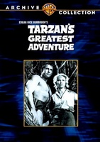 Tarzan's Greatest Adventure movie poster (1959) picture MOV_86022498