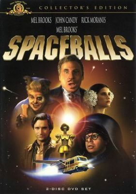 Spaceballs movie poster (1987) poster MOV_86026bcd