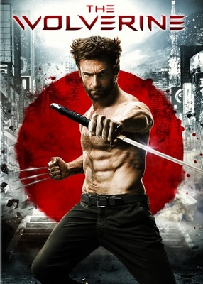 The Wolverine movie poster (2013) poster MOV_8603c837