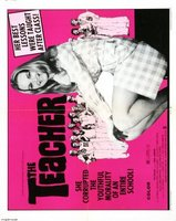 The Teacher movie poster (1974) picture MOV_8609cdc4