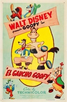 El Gaucho Goofy movie poster (1943) picture MOV_86107f17