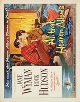 All That Heaven Allows movie poster (1955) picture MOV_8610c922