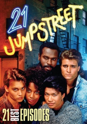 21 Jump Street movie poster (1987) poster MOV_86133426