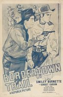 Bordertown Trail movie poster (1944) picture MOV_8614a979