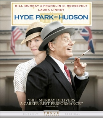Hyde Park on Hudson movie poster (2012) poster MOV_8615b611