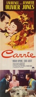 Carrie movie poster (1952) picture MOV_861af839
