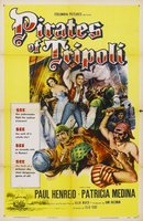 Pirates of Tripoli movie poster (1955) picture MOV_86206b15