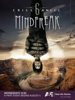 Criss Angel Mindfreak movie poster (2005) picture MOV_8622cd20
