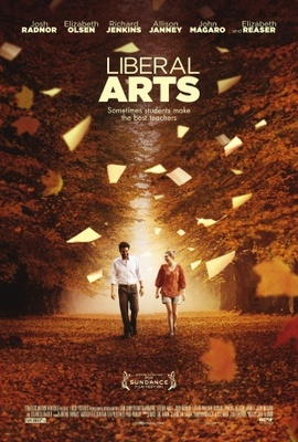 Liberal Arts movie poster (2012) poster MOV_8622e273
