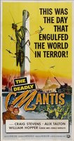 The Deadly Mantis movie poster (1957) picture MOV_8623e852