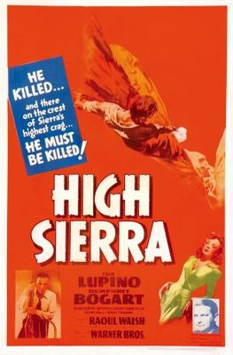 High Sierra movie poster (1941) poster MOV_862868b6