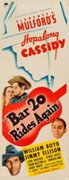 Bar 20 Rides Again movie poster (1935) picture MOV_862b0a25
