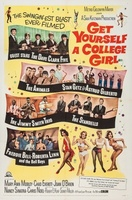 Get Yourself a College Girl movie poster (1964) picture MOV_862b5201