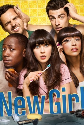New Girl movie poster (2011) poster MOV_8630cec8