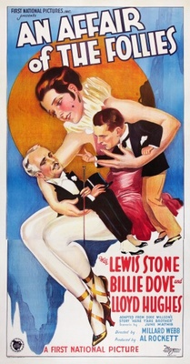 An Affair of the Follies movie poster (1927) poster MOV_863298c2