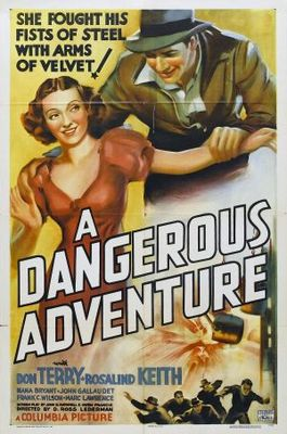 A Dangerous Adventure movie poster (1937) poster MOV_8634b118