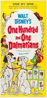 One Hundred and One Dalmatians movie poster (1961) picture MOV_8636c694