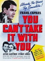 You Can't Take It with You movie poster (1938) picture MOV_863f81cd