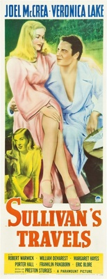 Sullivan's Travels movie poster (1941) poster MOV_8641edd5