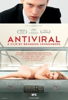 Antiviral movie poster (2012) picture MOV_86435fe8