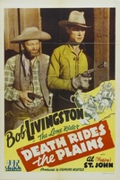 Death Rides the Plains movie poster (1943) picture MOV_8643d464