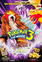 Pokémon 3: The Movie movie poster (2000) picture MOV_864a7737