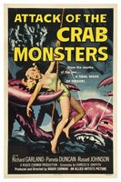 Attack of the Crab Monsters movie poster (1957) picture MOV_864d1a16
