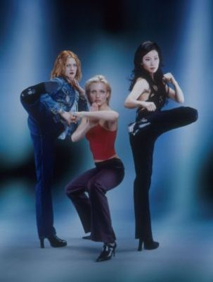 Charlie's Angels movie poster (2000) poster MOV_864dccd2
